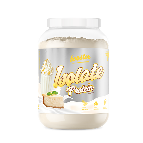 BOOSTER ISOLATE PROTEIN CHEESECAKE 700g