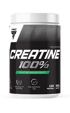 KREATIN - CREATINE 100% 600g