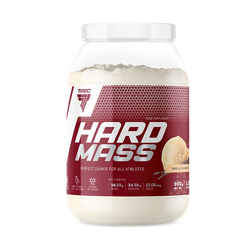 HARD MASS 900g VANILLA