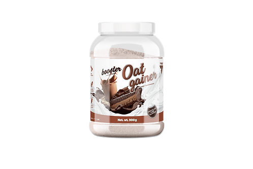 BOOSTER OAT GAINER 900g CHOCOLATE CAKE