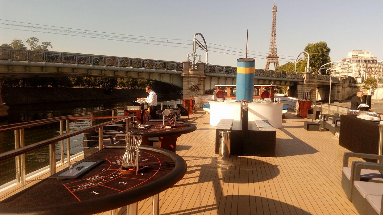 Bateaux mouche Paris