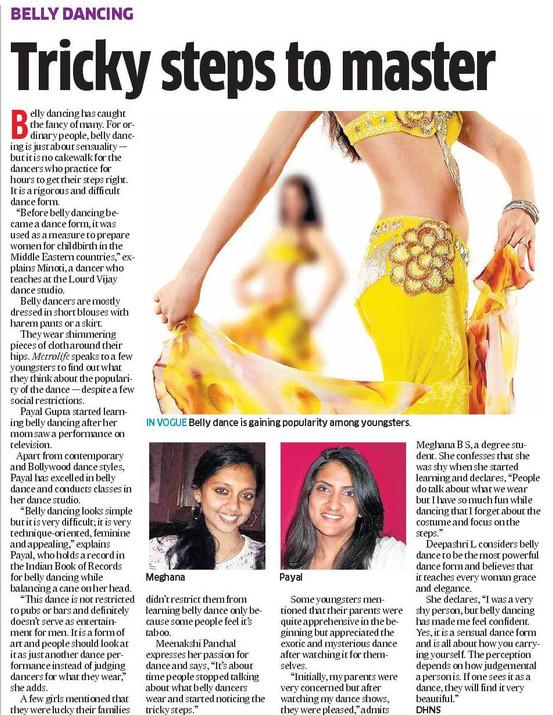 Deccan Herald Bangalore 2015