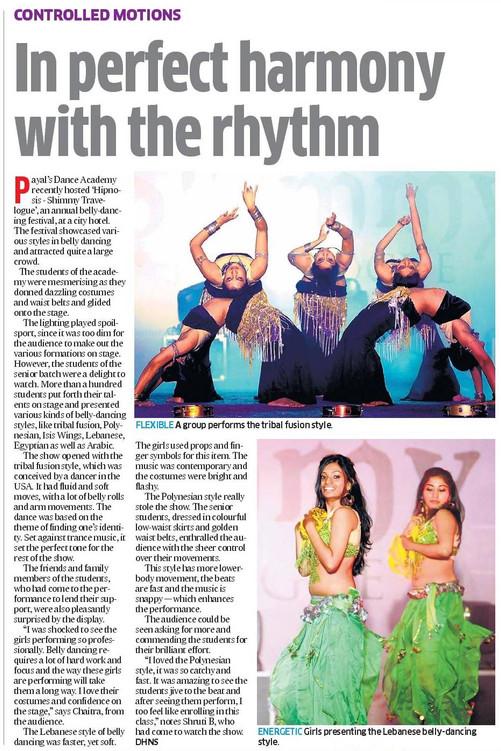 Deccan Herald Bangalore 2013