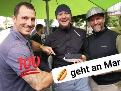 BIKER FOOD / Eschen