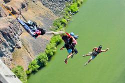 Tandem BASE Stunts