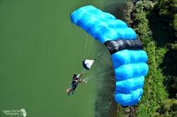 Tandem BASE Parachute