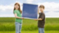 Zonnepanelen voor scholen