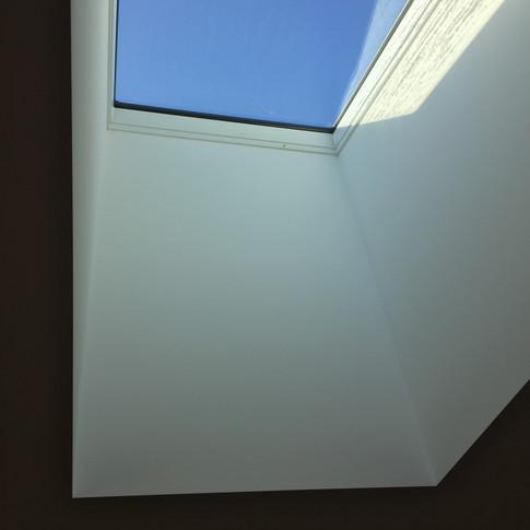 Custom Velux roof window