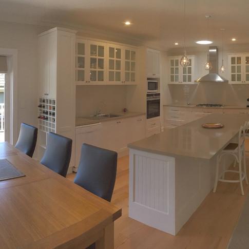 dining / kitchen redesign