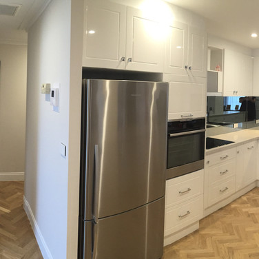 kitchen - complete redesign