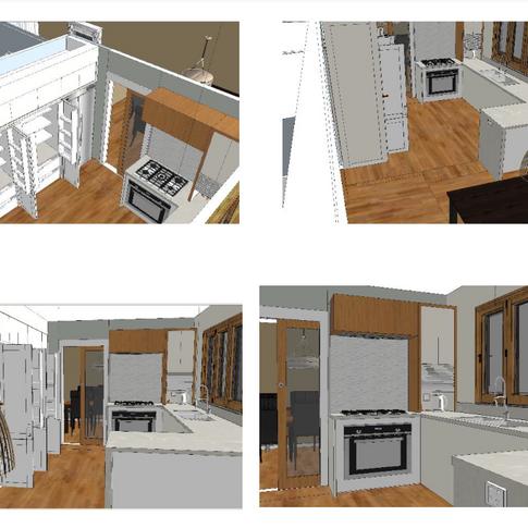 Preliminary 3D visuals