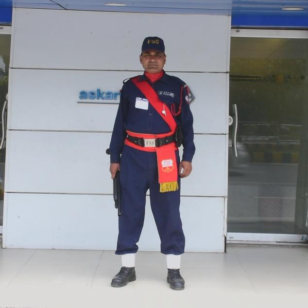 Askari Bank ATM