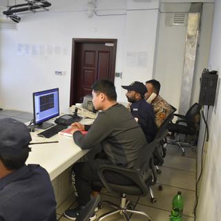 PARCO Control Room