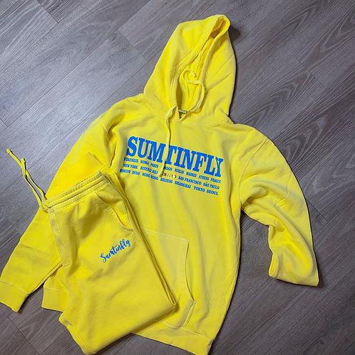 Around The World Sweatsuit