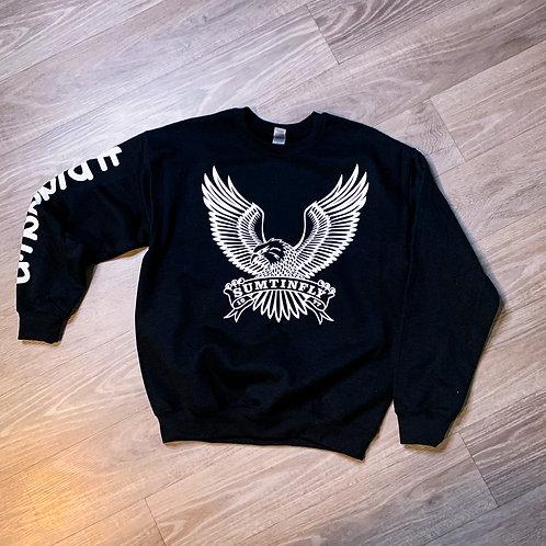 Naked Eagle Crew Neck Sweater