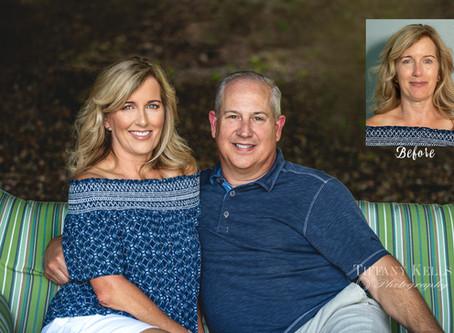 Lake Beulah Family Portraits