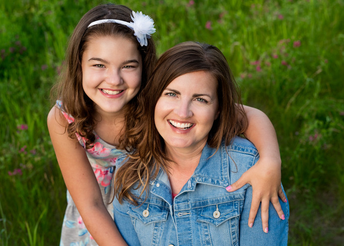Mother Daughter - Family Session