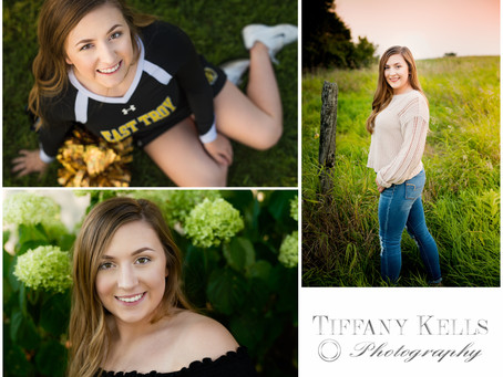 Abby Class of 2019 - Senior Portraits