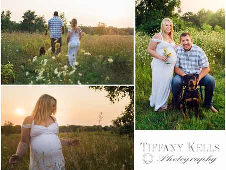Kersten & Evin's Maternity Session