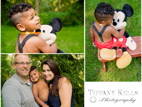 Leo's Two-Year-Old Milestone Session
