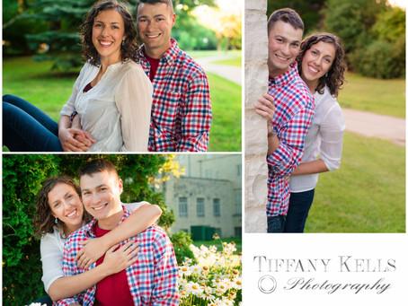 Tim & Jenny's Engagement