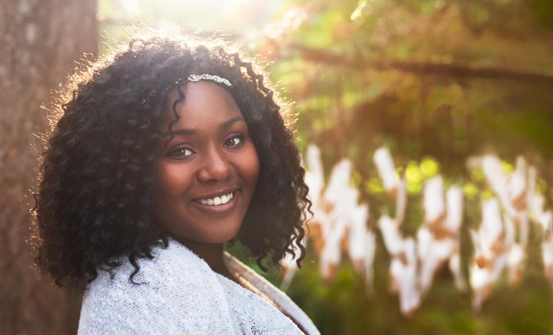 Beauty Portrait Retzer Nature Park