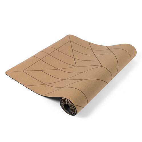 Lotuscrafts Yogamatte Cork Align