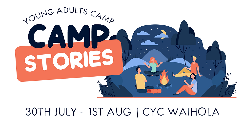 Elim Young Adults Camp