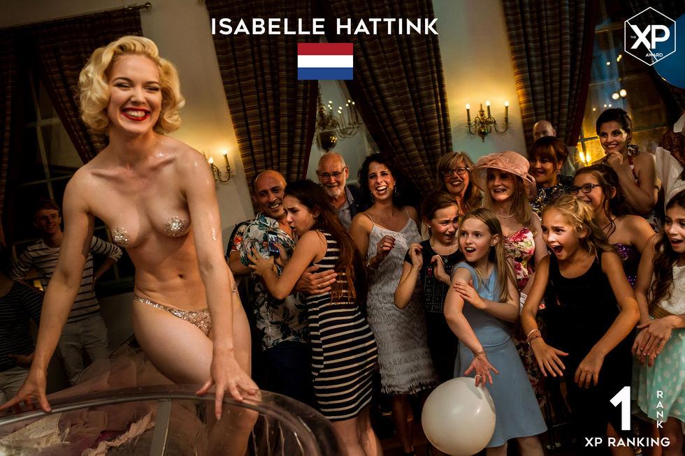Master Isabelle Hattink - NETHERLANDS