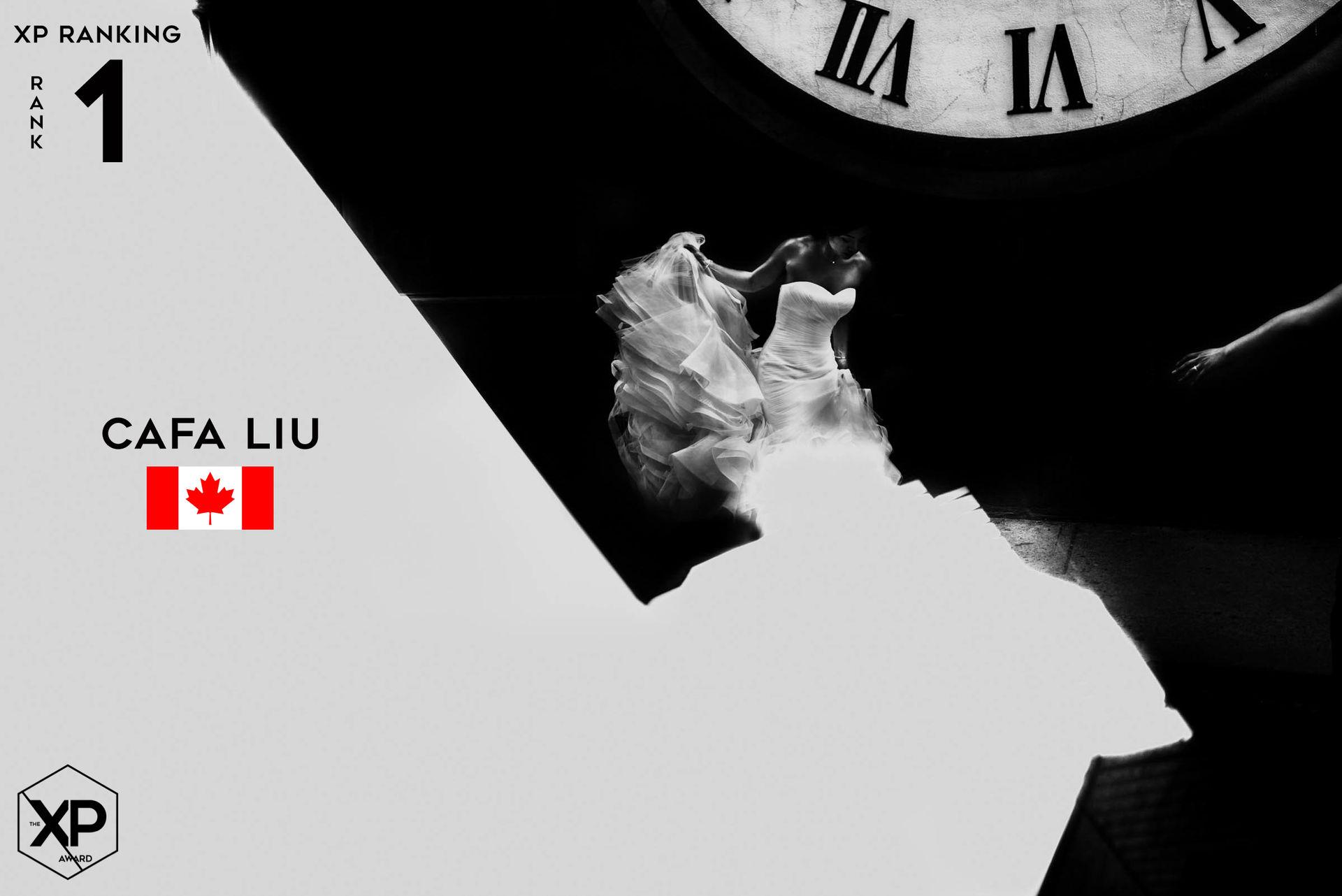 Master Cafa Liu - CANADA