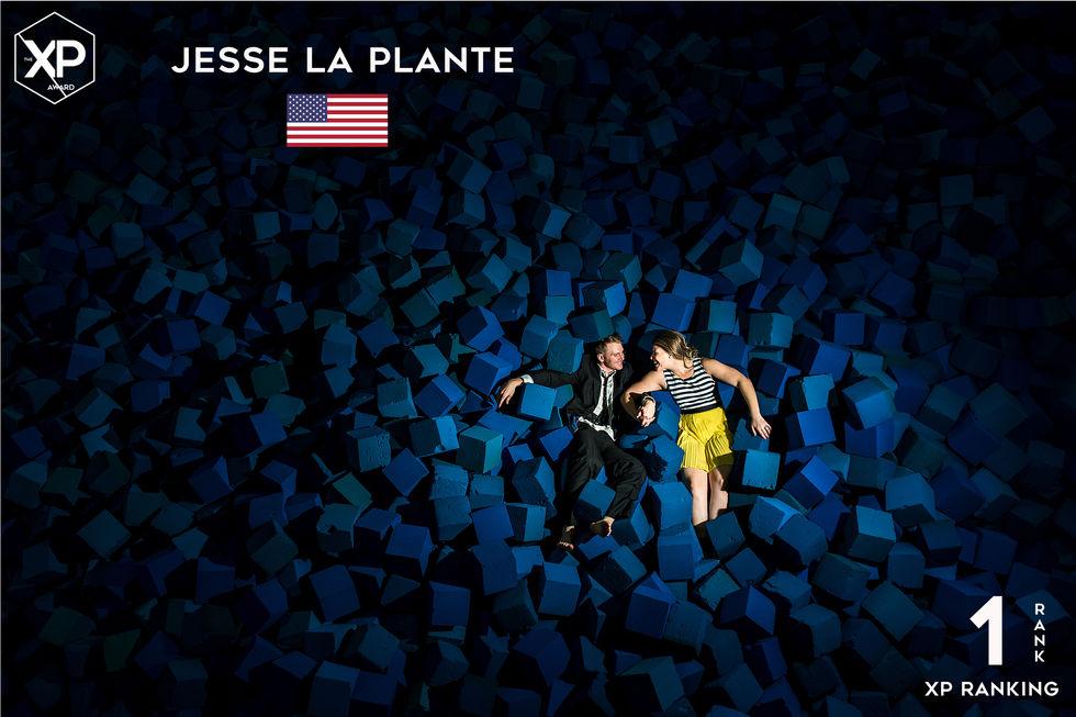 Master Jesse La Plante - USA