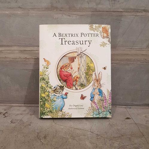 BOOK - A Beatrix Potter Treasury