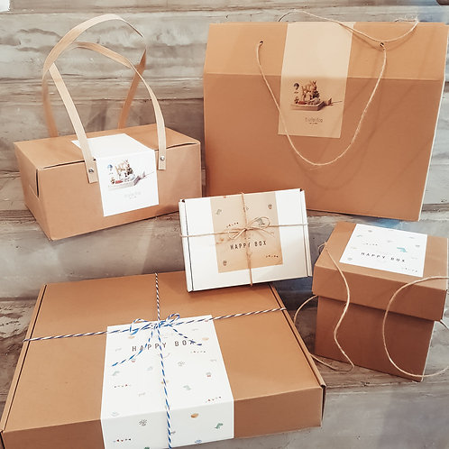 HAPPY BOX Gift Packaging