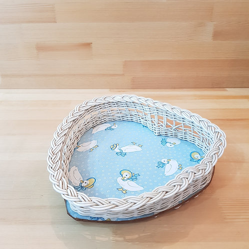[Rental] Mother Goose Rattan Tray