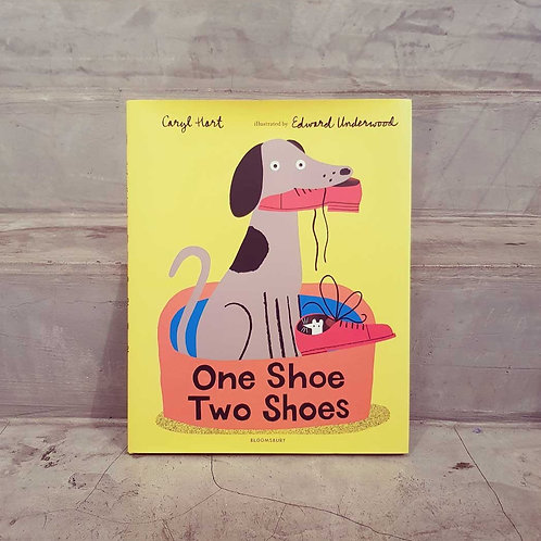 BOOK - One Shoe Two Shoes