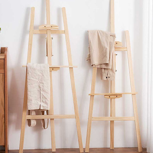 [Rental] Wooden Easel Stand