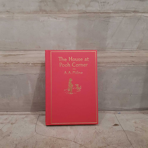 BOOK - The House at Pooh Corner