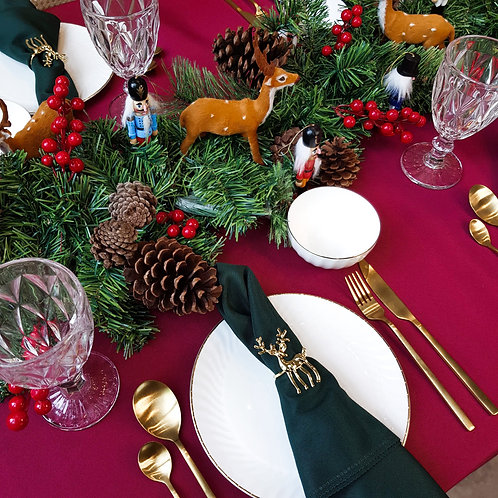 Tablescape Style Set (O' Merry Christmas)