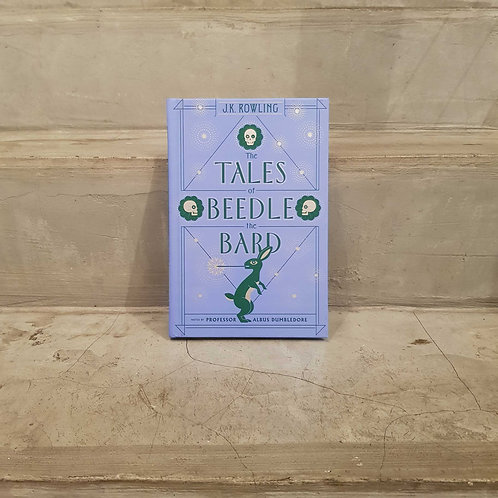 BOOK - The Tales of Beedle the Bard