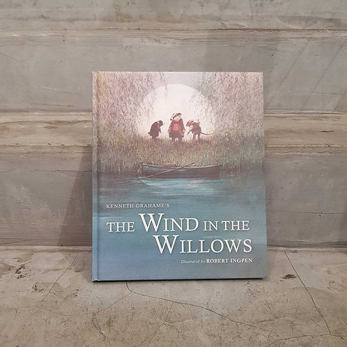 BOOK - The Wind In The Willows