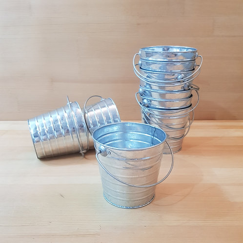 [Rental] Mini Tin Bucket