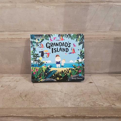 BOOK - Grandad's Island