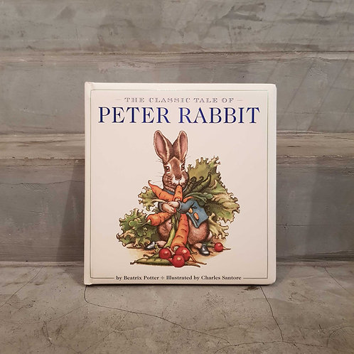 BOOK - The Classic Tale of Peter Rabbit