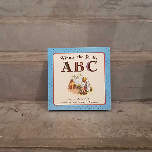 BOOK - Winnie The Pooh's A B C