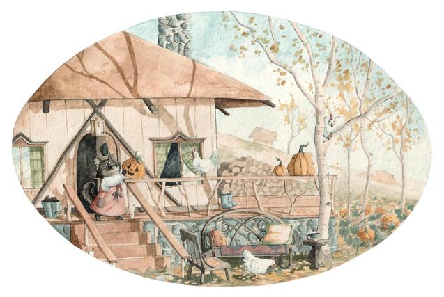 Yurt Cat