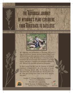 Historical Journey of Plant Explorers