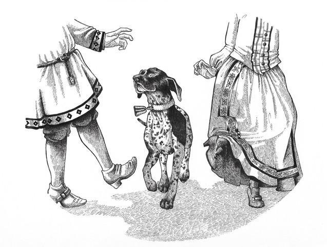 The Mischevious Dog