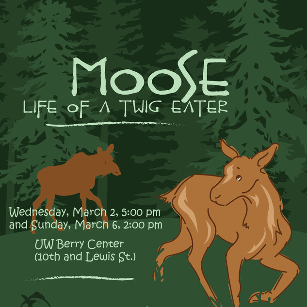 Moose movie poster