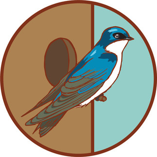 Sparrow Girl Scout badge