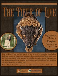Fiber Arts Poster